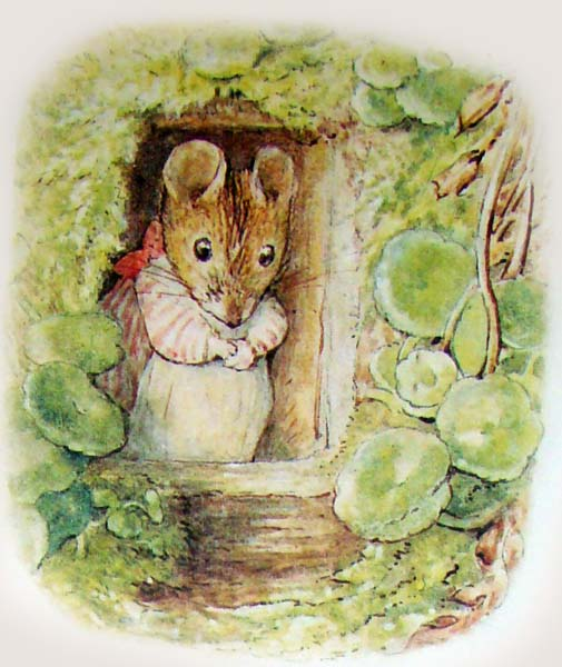 the tale of mrs  tittlemouse